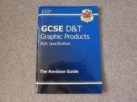 CGP GCSE AQA Graphic Products Revision Guide