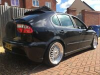 2004 Seat Leon Cupra 1.9 TDI Manual 5dr Full Service History Only 3 Owners Please Read