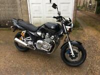 2004 xjr1300 only 8150 miles