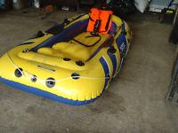 challenger 3 man dinghy