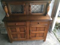 Sideboard / Welsh dresser / buffet unit