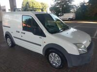 2004 FORD TRANSIT CONNECT, EX WINDOW CLEANING VAN
