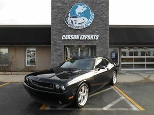 2010 Dodge Challenger R/T! LOOK! BEAUTIFUL 6 SPEED R/T! FINANCIN
