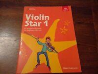 New Violin Star 1 children book