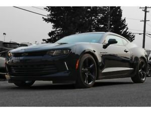 2017 Chevrolet Camaro 2.0L Turbo