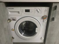 Montpelier Washing Machine MWBI7012 Spares, repairs or fix up
