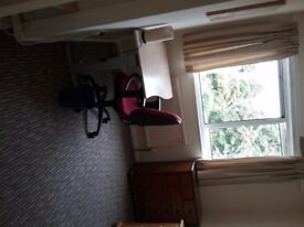 Double size room to let as a single