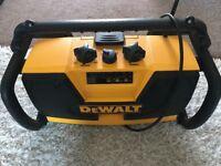 Dewalt Radio, 230 volts