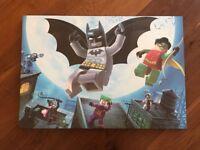 Lego Batman & Robin Canvas