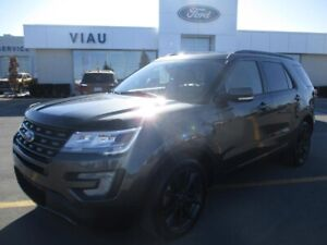 "2017 Ford EXPLORER 4WD XLT SPORT*3.5L*202A*GPS*CAMÉRA*MAGS20""*CE"