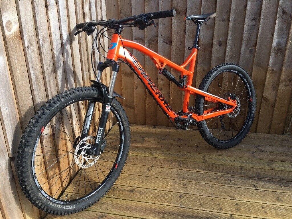 Lapierre edge 527 AM mountain bike full suspension