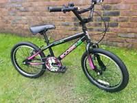 Like new child's boogie 18inch wheel bike