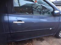 Renault Clio mk3 door (driver side)