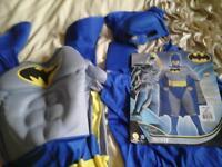 KIDS BATMAN COSTUME - *HALLOWEEN*