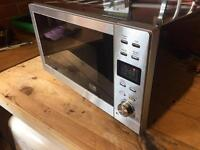 Microwave Silver with grill 700w