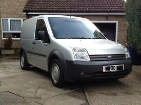 Ford Connect SWB T200 LX90. Metallic silver, great condition, well looked after van