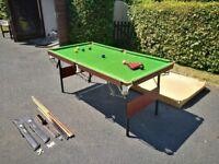 PotBlack Snooker Table