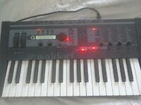 Waldorf Micro Q keyboard. Rare!