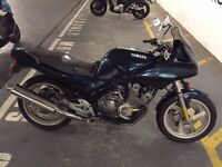 Yamaha XJ400 Diversion - great value working bike with MOT until May 2017