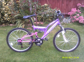 LADIES SUSPENSION MTB ONE OF MANY QUALITY BICYCLES FOR SALE