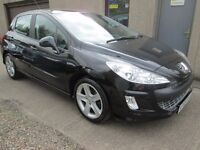 Peugeot 308 1.6 SPORT HDI 107BHP - 12 MONTHS MOT, SERVICED, 12 MONTHS AA COVER INCLUDED -