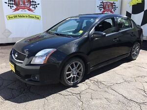 2010 Nissan Sentra SE-R, Automatic, Sunroof, Back Up Camera,