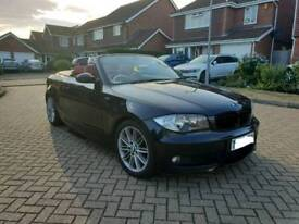 BMW 120i M Sport Convertible (1 series) - Long MOT, FSH, Great Condition, Well Looked After.