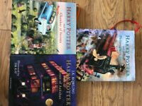 Harry Potter hardback illustrated books. £7 EACH or all for £15