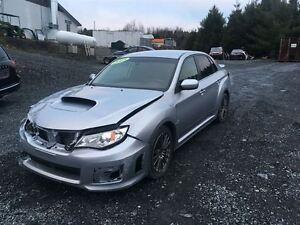 2013 Subaru WRX SS 265 H.P TOUT ÉQUIPÉE