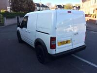 2004 (54) ford transit connect 1 years mot Private plate