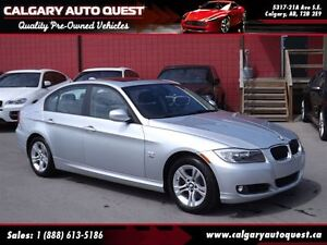 2011 BMW 328 i xDrive AWD/PREMIUM PACKAGE/LEATHER/ROOF