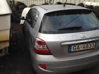LHD Left Hand Drive Honda Civic 1.6 2005 FOR SALE