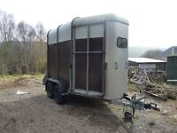 Ifor Williams Double 505R Horse Trailer