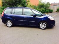 1 YEAR MOT+7 SEATS+GRAND PICASSO CR 1.6 HDI VTR+ EGS AUTOMATIC DIESEL
