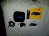 NOW TV HD SMART BOX, WITH NO PASS, A1 CONDITION