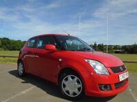 2010 SUZUKI SWIFT SZ3 1,3 3 DOOR LONG MOT IDEAL FIRST CAR