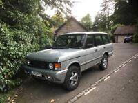 1993Range Rover classic