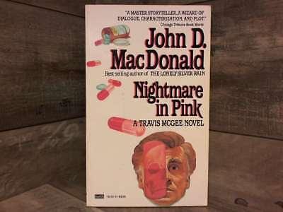 Nightmare in Pink by John D.