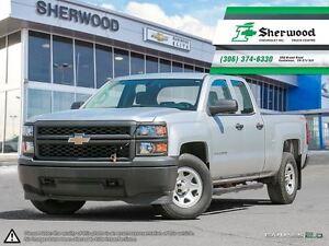 2014 Chevrolet Silverado 1500 4X4 Only 44,000KMS!!