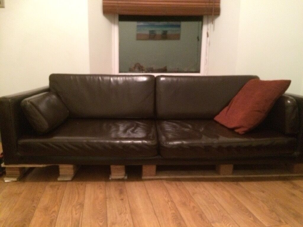 Free Leather Couch No Legs