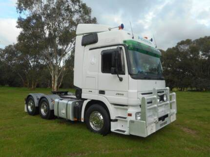 2008 MERCEDES 2655 6X4 PRIME MOVER South Guildford Swan Area Preview