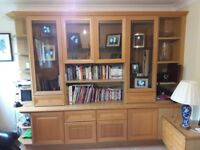 Display Cabinet and Storage **FREE**