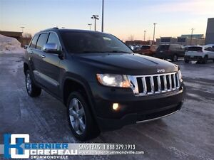 2011 Jeep Grand Cherokee Overland **TOIT PANORAMIQUE, 5.7L, GPS*