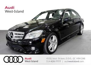 2010 Mercedes-Benz C-Class C300 4MATIC Sedan  * PARKING SENSORS