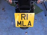 R1MLA private reg
