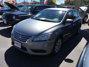 2013 NISSAN SENTRA 1.8 S- BLUETOOTH, CRUISE CONTROL, KEYLESS ENT