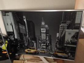 Huge New York canvas