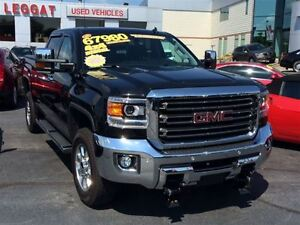 2015 GMC SIERRA 2500HD SLT 6.6L DIESEL! ONLY 37K! *NAVI*LEATHER*