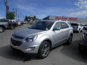 2016 Chevrolet Equinox LTZ | Leather | Rem. Start | Backup Cam |
