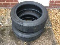 Pirelli P Zero (PZ4) 225/50/18 inch 99W XL tyres
